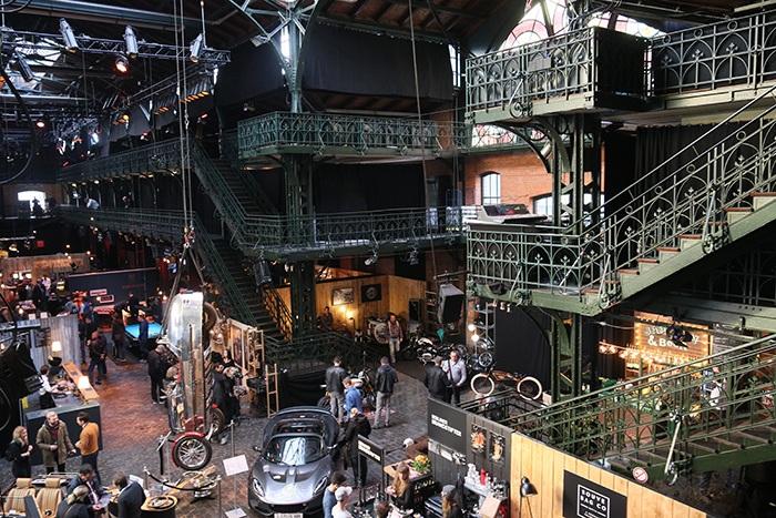 Mans World Hamburg 2017 - Fischauktionshalle
